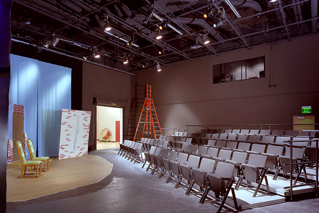Studio Theatre pictured