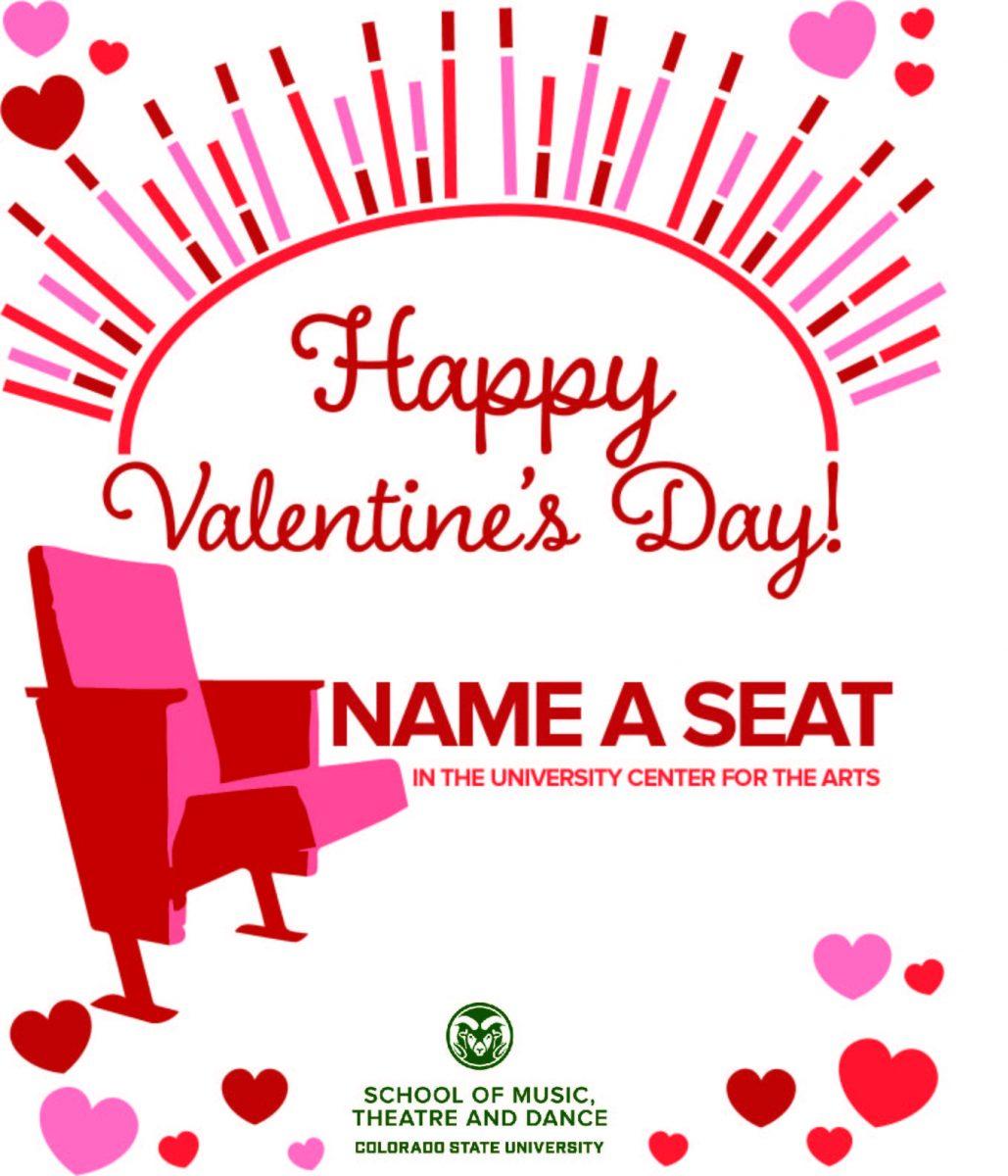 Valentine Name A Seat