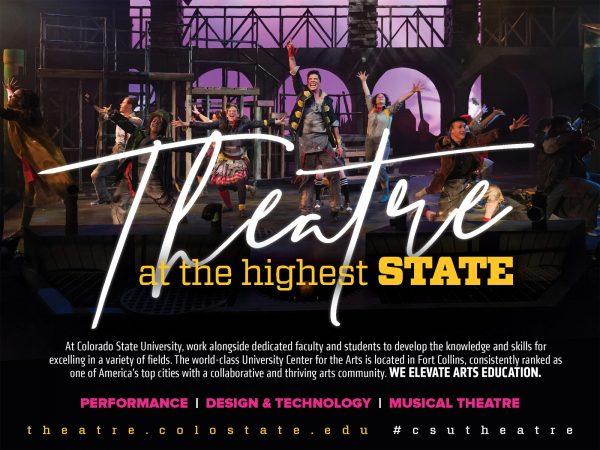 Theatre banner graphic